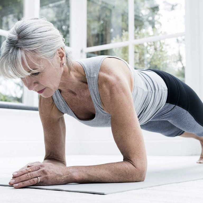 Halifax Over 50 Online Yoga Core Class designed to build strong abdominals, obliques, back and improved posture with Certified Senior Fitness Specialist Deb Leblanc | deb leblanc