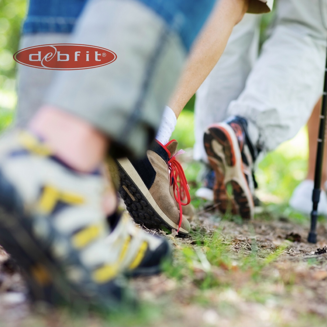 Fit-Over-50 Free Weekly Walk Club
